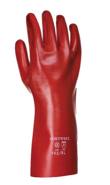 Portwest PVC hosszú szárú kesztyű 35 cm