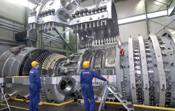 Siemens Zrt. Turbinalapát-gyár Budapest