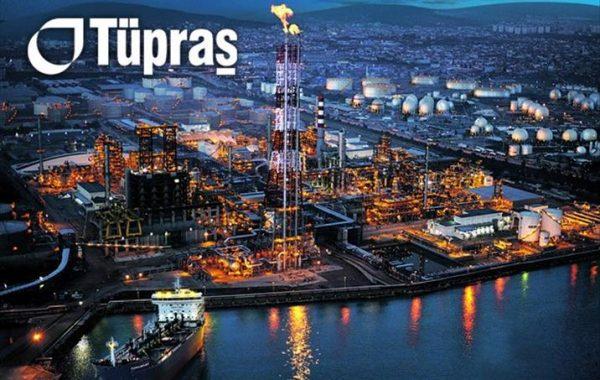 TÜPRAS olajfinomító gyár